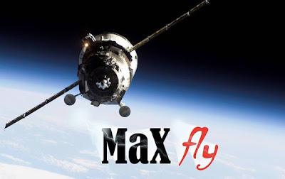 noticia Maxfly em breve com keys no satelite 89w