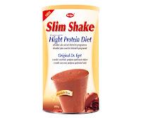 Slim Shake koktail čokoláda
