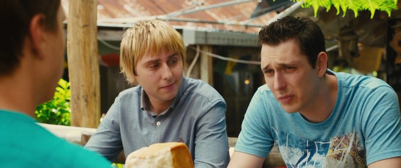 The Inbetweeners 2 (2014) S4 s The Inbetweeners 2 (2014)