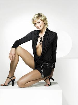 Lena Gercke modelo alemana