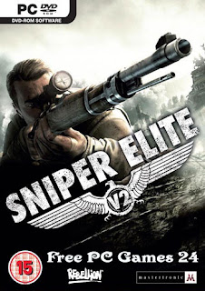 Sniper Elite V2 Full Version Free Download Game 4 PC
