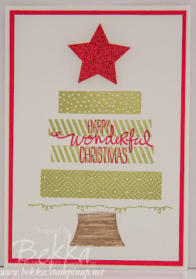 Build a Birthday Christmas Card - check it our here