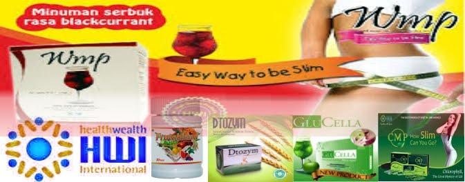 Pelangsing Herbal Alami Asli PT HWI