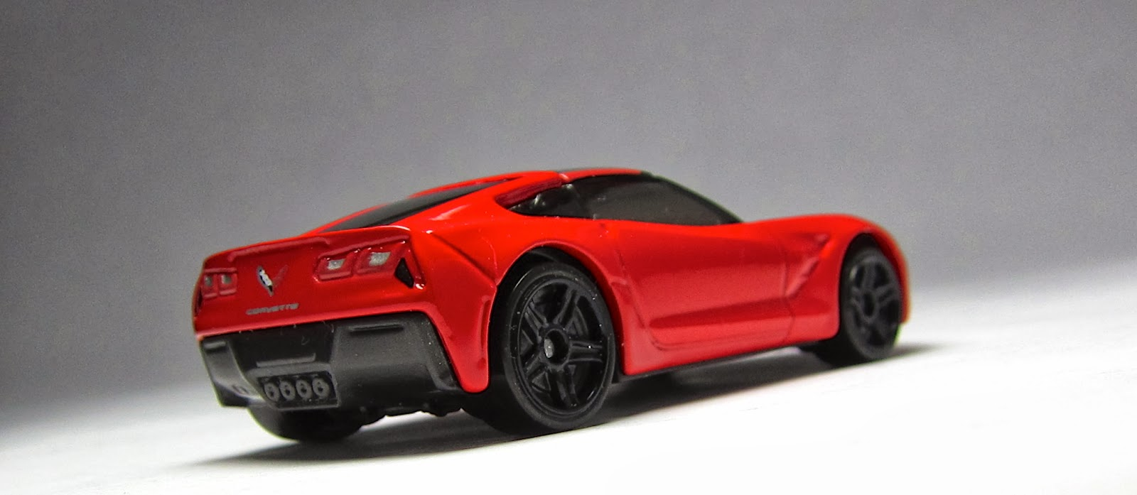 the Lamley Group: First Look: Hot Wheels '14 Corvette Stingray
