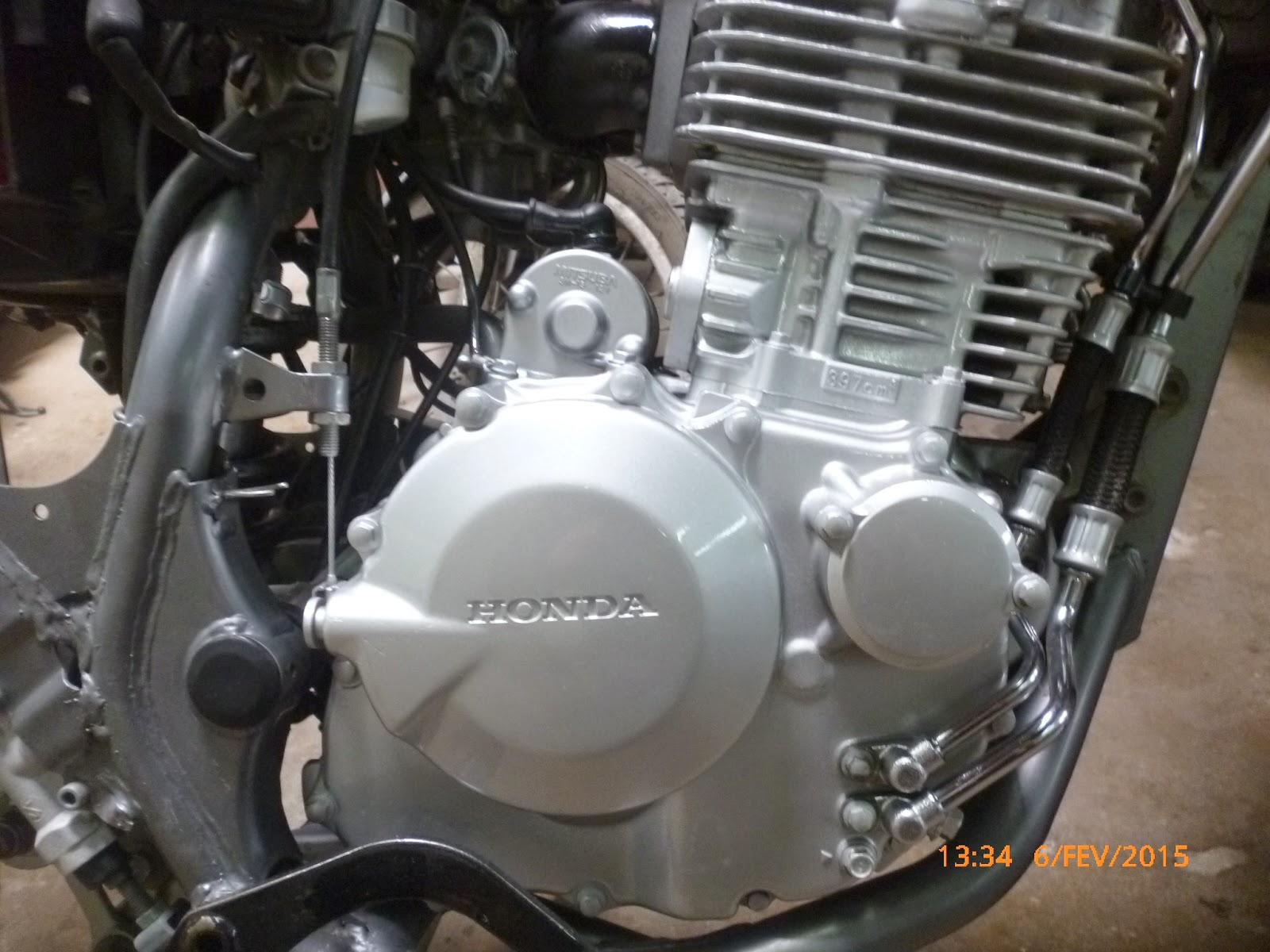 Pinturas Em Motos Rodas E Motor Marquinho Pinturas