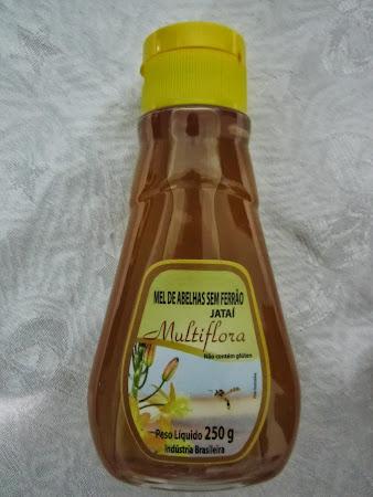 Mel de abelha jataí