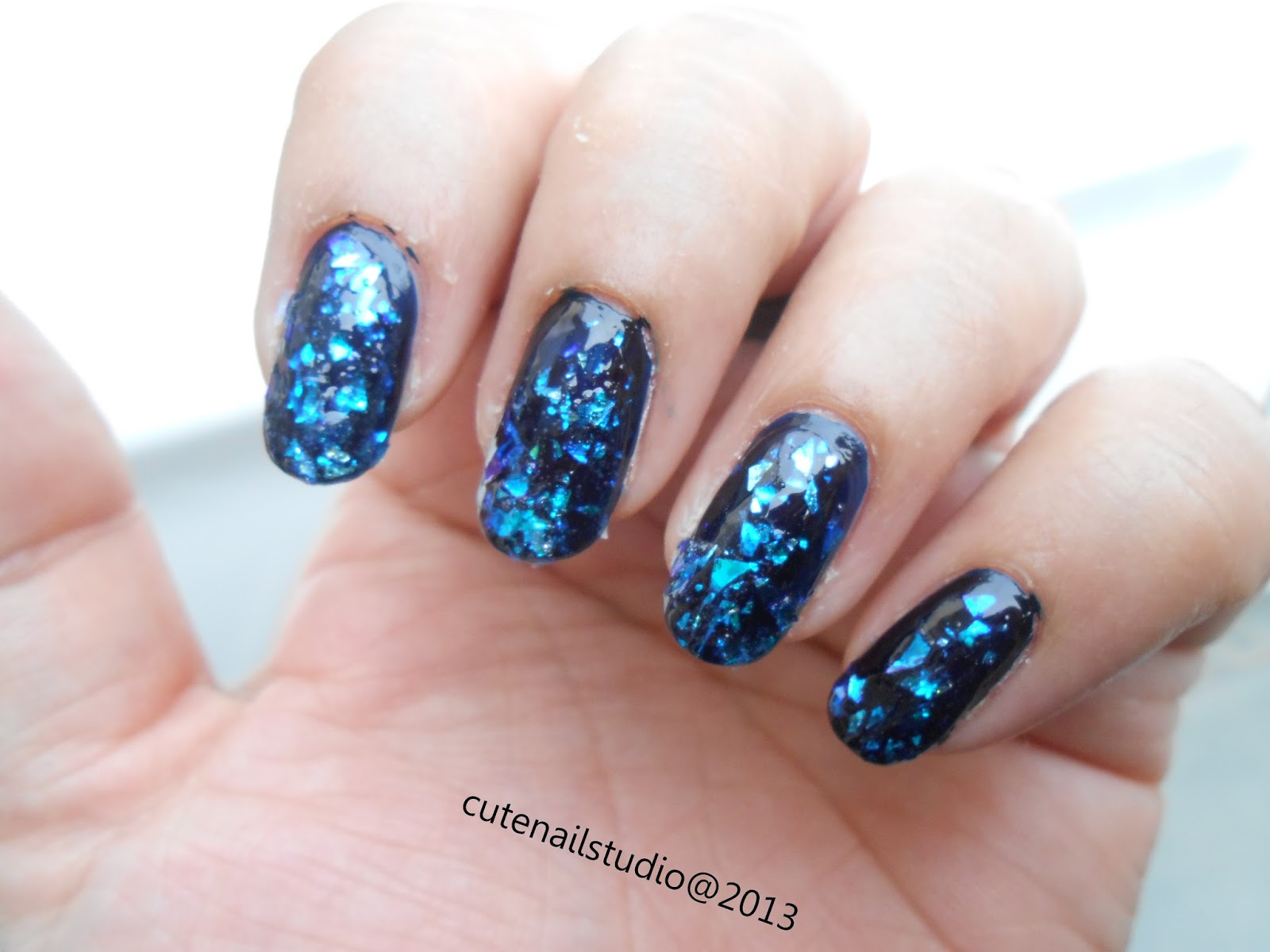 Cute nails: Revlon Moon Candy Galactic review and swatches