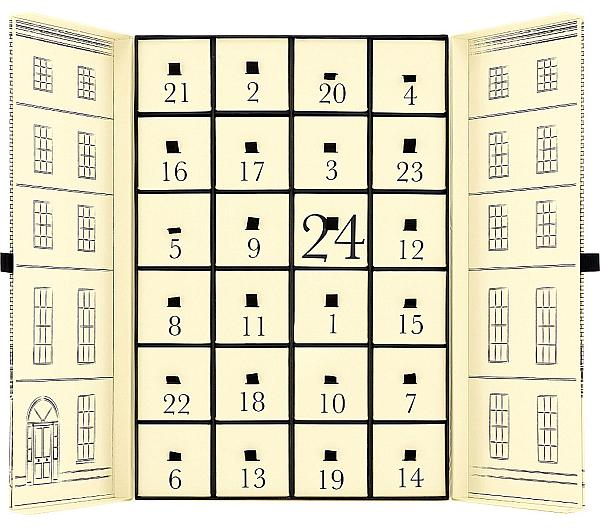 Jo Malone kalendarz adwentowy 2015