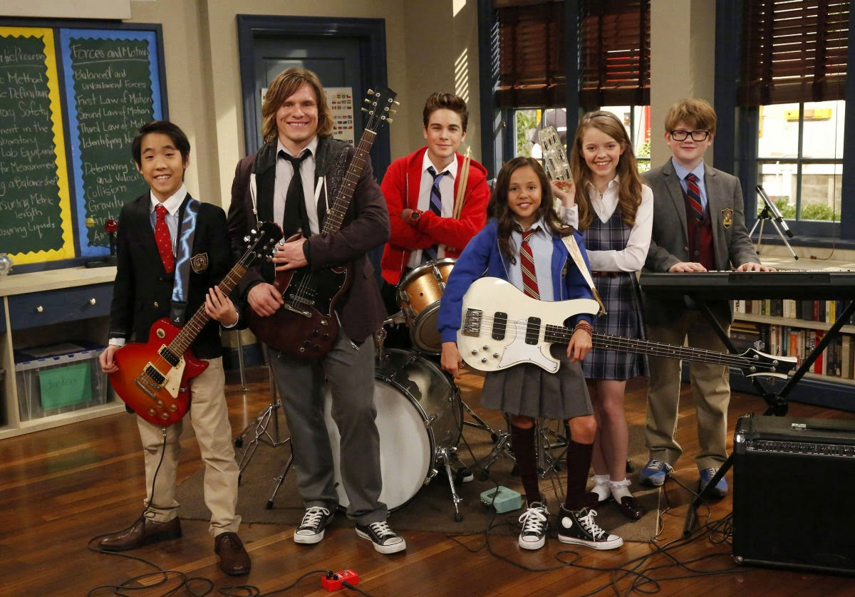 NickALive!: Classmates Band Together In Nickelodeon's New ...