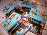 80's Pistol
