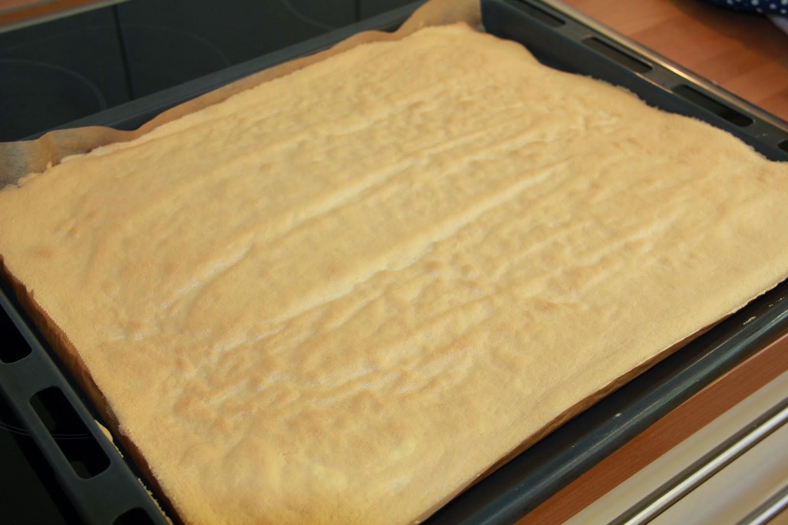 Как снять бумагу для выпекания с пирога
