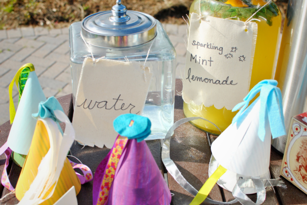 easy diy party decorations