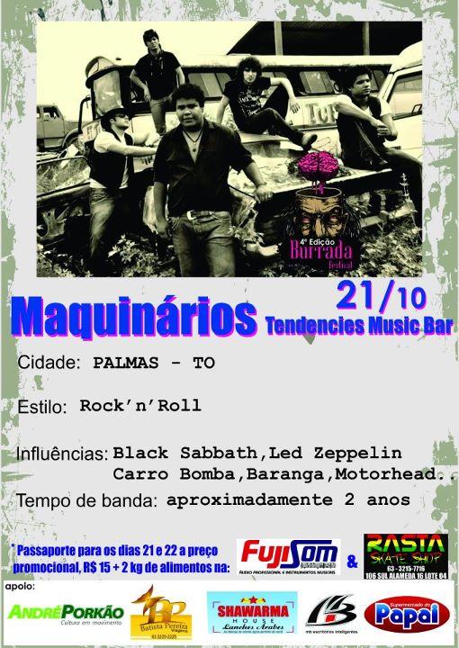 4º Edição do Burrada Festival em Palmas-TO