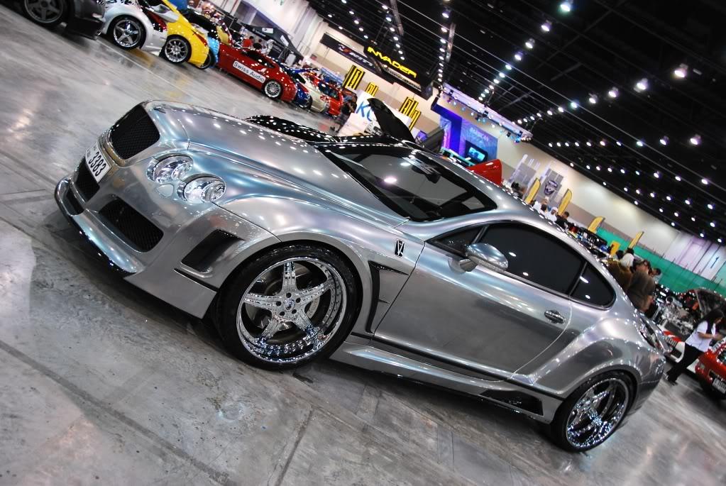 Bentley modified in Dubai ~ Sports & Modified Cars