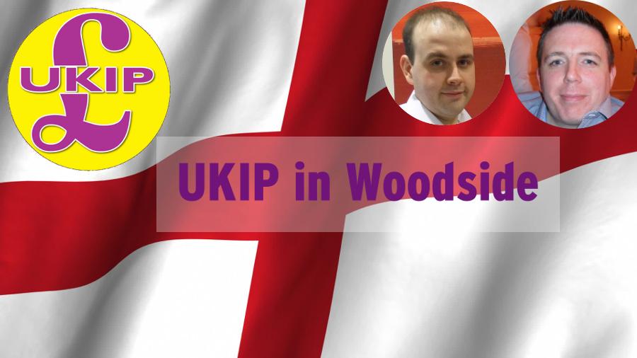 UKIP in Woodside