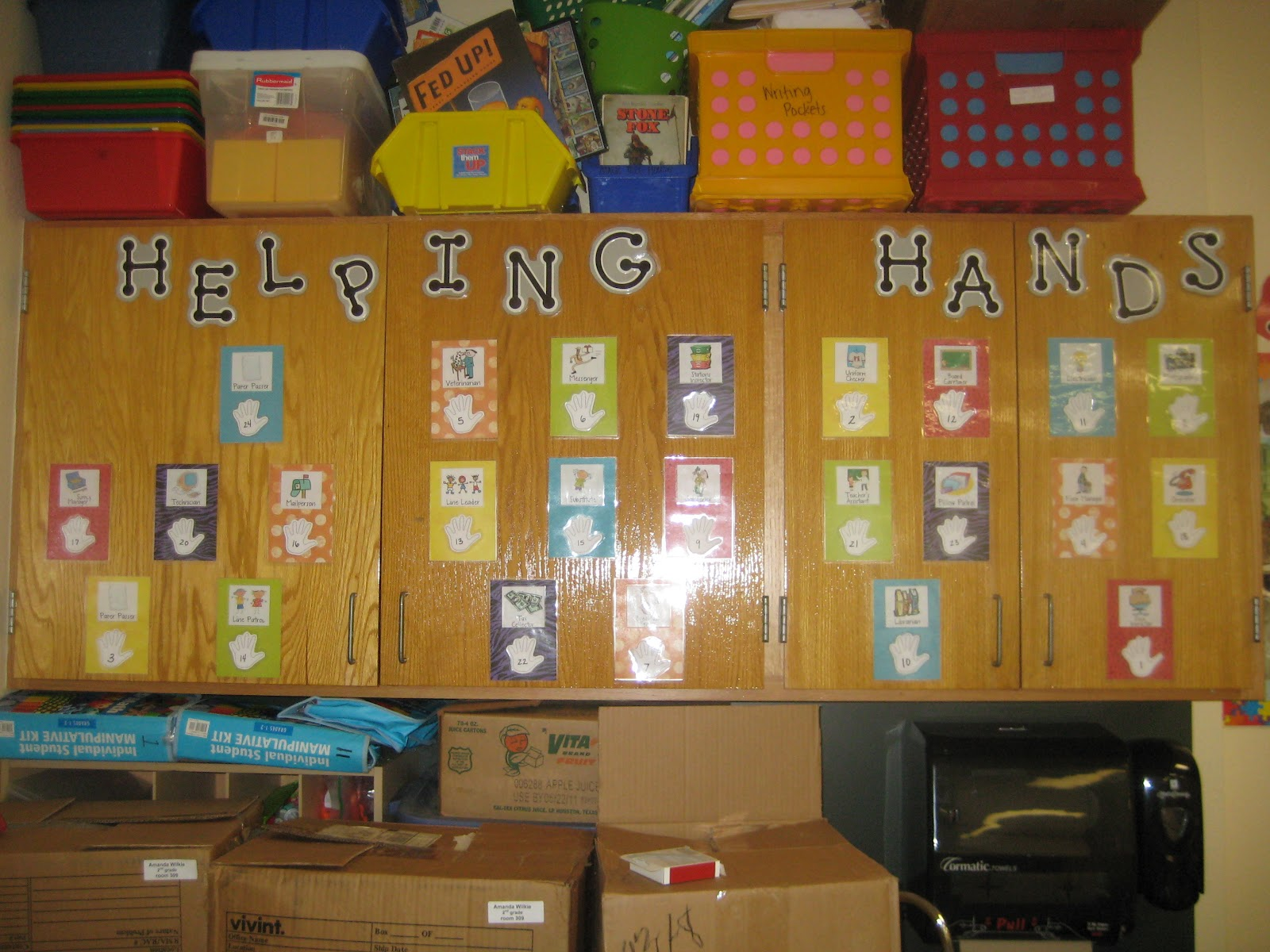 reaching for the top ms wilkie s second grade classroom economy in my room each student gets a job i have a list of 25 so far that i use for my classroom i have the jobs displayed on my helping hands board