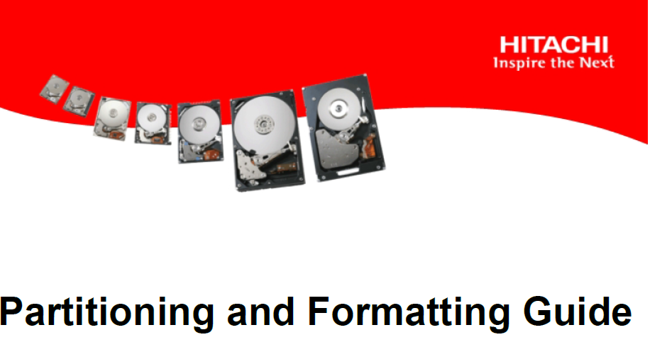 Formatting Partitioning pdf free Download