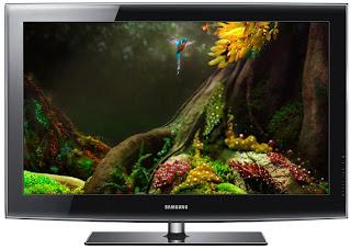 harga LCD TV HD Samsung LA 32C550
