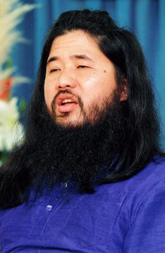 a focus on aum shinrikyos cult founder shoko asahara