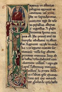 castillos asturianos, Alfonso III el Magno