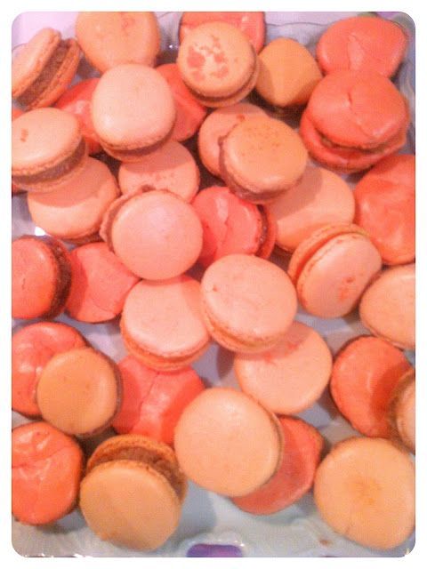 Cherie Kelly Rose Macarons