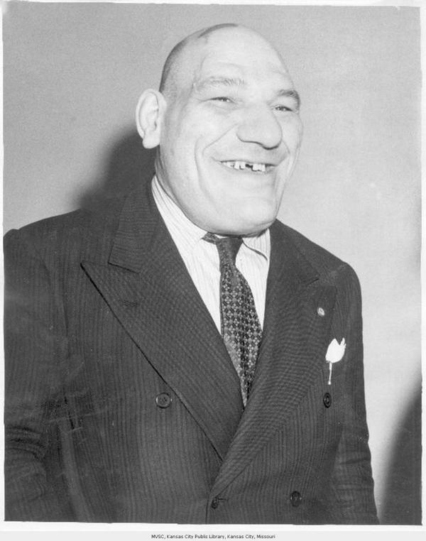 Maurice Tillet The French Angel Wrestler Maurice Tillet