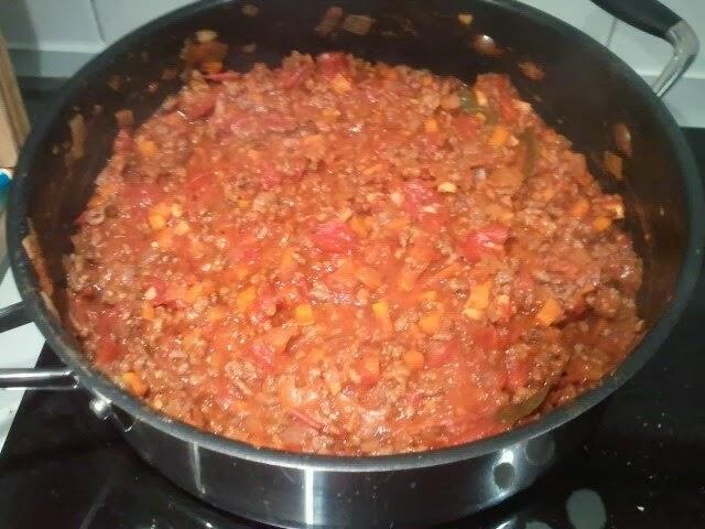 Mes petites recettes de cuisine sauce bolognaise maison - Petite recette de cuisine ...