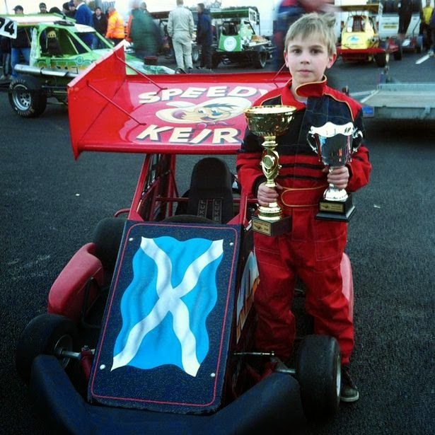 Lochgelly Stock Car Racing