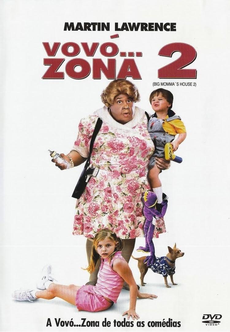 Vovó… Zona 2 – Dublado (2006)