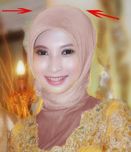 Fungsi Feather Pada Seleksi Foto dengan Photoshop