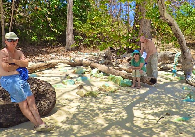 playa suecas ilsa contadora las perlas panama
