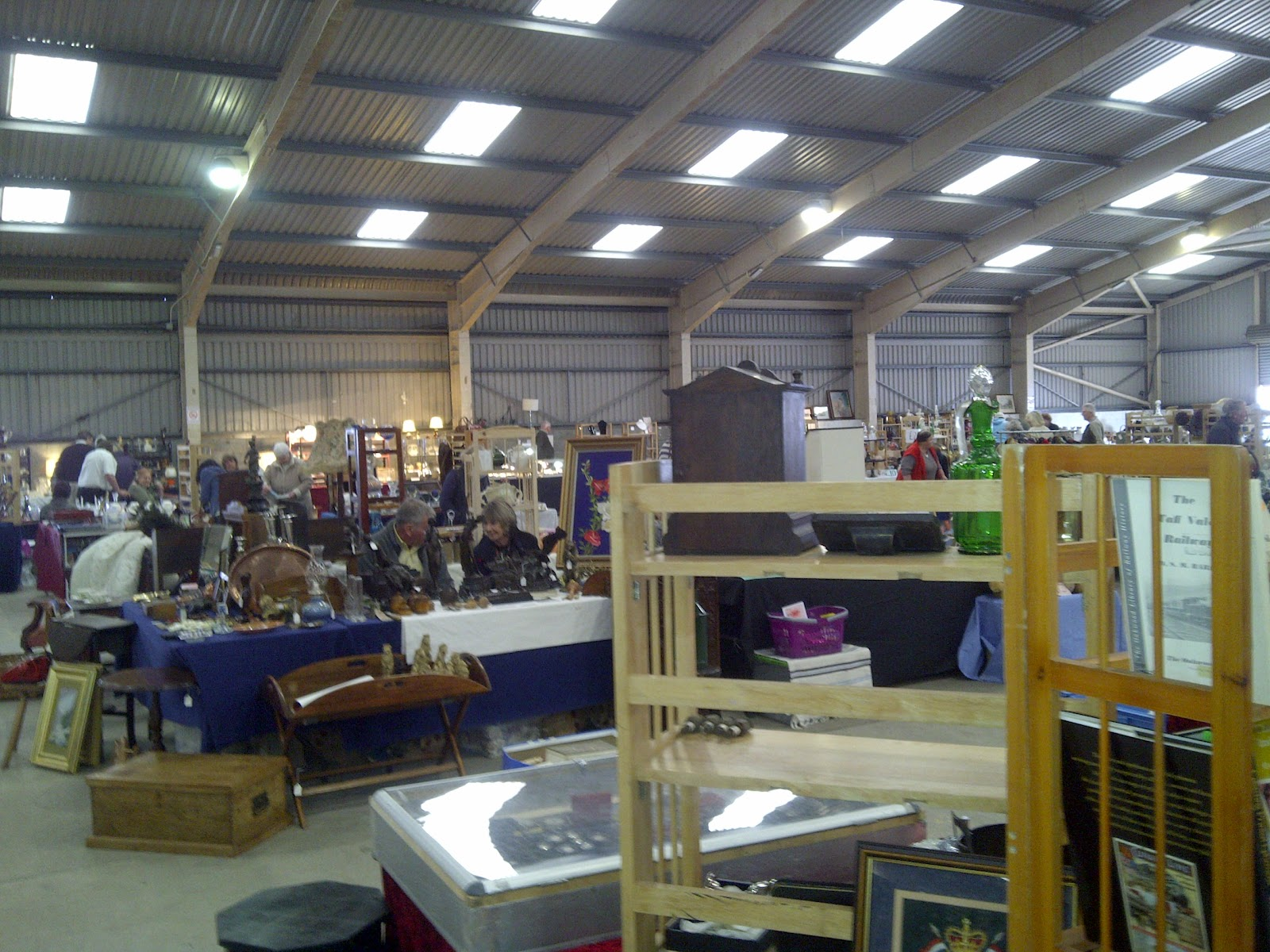Fusion inspire journey through the creative mind for Fishing flea market near me
