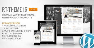 RT-Theme 15 v2.5 Premium Wordpress Theme [Current Version 2.5]