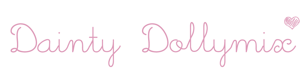 Dainty Dollymix UK Beauty Blog