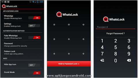 What'sLock - O App que Coloca Senha no Seu What'sApp