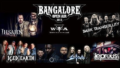 Asia's biggest Metal Festival in Bangalore
