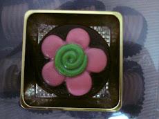 :: Coklat Oreo Bunga ::