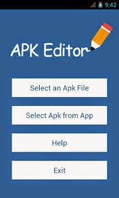 APK editor Pro + Patch Full Version untuk Android