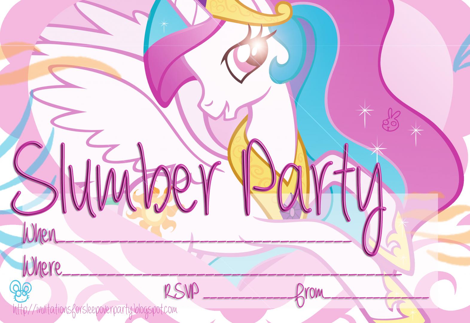 Invitations for sleepover party stopboris Gallery