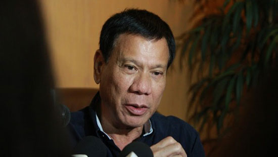 Netizen to Duterte: 'A man of his words?'