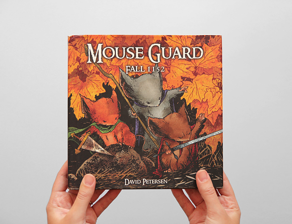 Mouse Guard - Mysia Straż