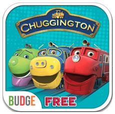 Chuggington iTunes FREE App Trains Cartoon Railroad