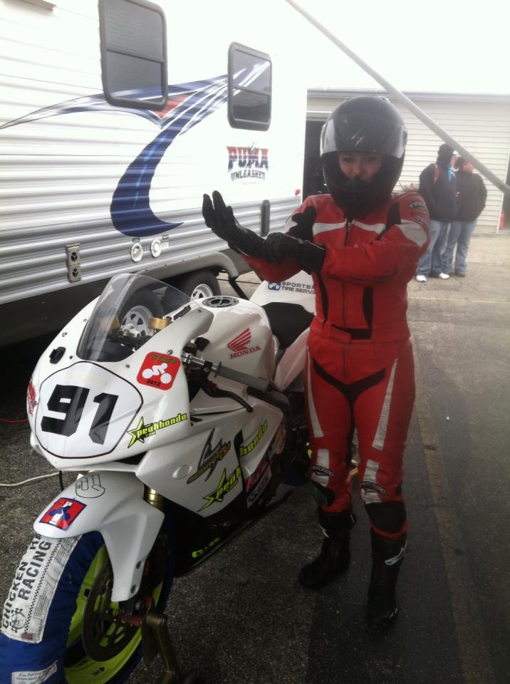 Moto Girl: Cristy Lee | Moto girl, Moto girls, Moto