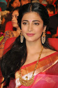 Shruti haasan new photos in saree-thumbnail-7