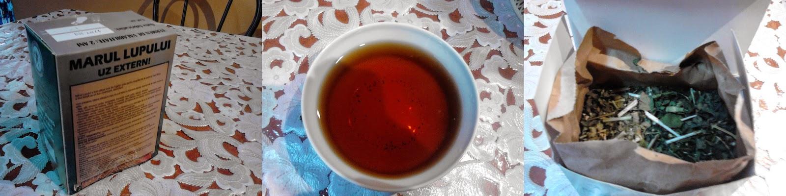 Ceaiul de Marul Lupului