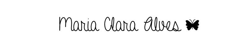 Maria Clara Alves
