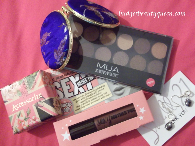 Budget Beauty Queen Giveaway