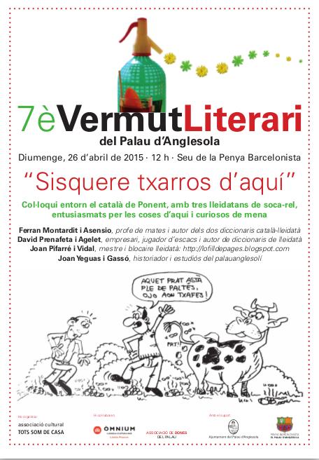 7è vermut literari