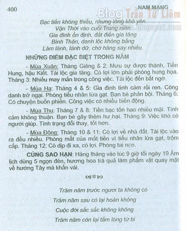 TỬ VI TUỔI 1988 NAM