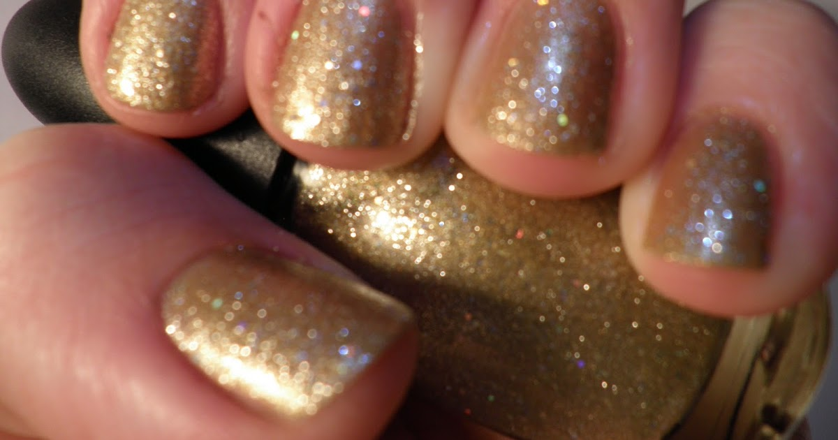 I swatch it, so you dont have to!: Sephora by OPI Glimmer